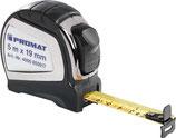 Taschenrollbandmaß Länge 3-8m Breite 16-25mm mm/cm EG II 2K Automatic PROMAT