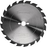 Präzisionskreissägeblatt D. 300-500mm B. 30mm Hartmetall PROMAT