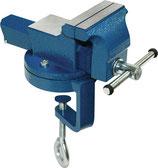 Feinmechanikerschraubstock B-Breite 75mm Spannweite 45mm Sphäroguss PROMAT