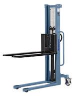 Hochhubstapler Tragfähigkeit 1000 kg Gabellänge 1150 mm handhydraulisch Einfachmast Hubhöhe 1530 mm PROMAT