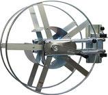 Wandschlauchaufroller Status III Anschlussgewinde 26,44 mm G 3/4 Zoll Stahl ALBA