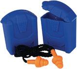 Gehörschutzstöpsel SAFELINE I EN 352-2 SNR 25 dB 1 Paar / Box PROMAT