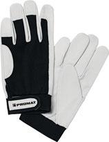 Handschuhe Main Größe 8-11 schwarz/naturfarben EN 388 PSA-Kategorie II PROMAT