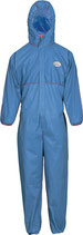 Schutzoverall CoverTexFR® C-3FR Größe L-XXL blau PSA-Kategorie III COVERTEXFR