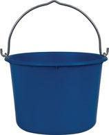Baueimer 12 l schwer blau Polyethylen