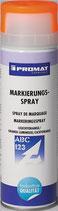 Markierungsspray versch. Farben 500 ml Spraydose PROMAT CHEMICALS