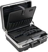 Schalenkoffer ABS-Kunststoff Alu-Rahmen PROMAT