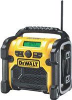 Baustellenradio DCR 020 10,8-18 V 230 V DEWALT