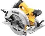 Handkreissäge DWE575K 1600W Blatt 190 mm Schnitttiefe 67/49mm Staubabsaugung Koffer 5200 min-¹ DEWALT