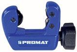 Rohrabschneider 3-30mm 50mm Cu, AL, VA (max.2mm), dünnw. Stahlrohre PROMAT