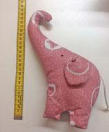 Stofftier Elefant Unikat