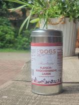 DOGS Fleischknochenmehl Lamm 350g