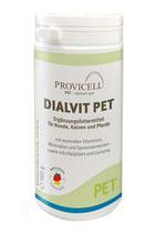 für die Vitalität und Widerstandskraft: DIALVIT PET 180g