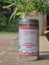 DOGS Fleischknochenmehl Rind 350g