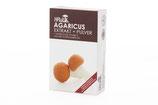 Hawlik Agaricus Extrakt + Pulver 60 Kapseln