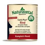 Canis Plus Rind Komplett-Menü -getreidefrei