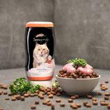 topping + dip Lachs für Katzen 300ml
