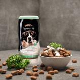 topping + dip Leberwurst für Hunde 300ml