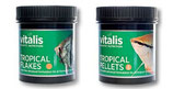 "Vitalis "" Tropical Pellets"""
