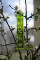 Sonnenfängerstab FLOWER grün-weiß