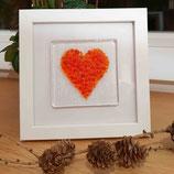 WITH LOVE orange