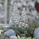 Tannenbaum NORDIC, weiß, kurzer Stamm