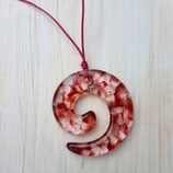 LUCY SCHNECKE Koralle Rose