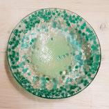 KLEINE KUGEL BOWL smaragd, weiß, klar, wasserblau, mint