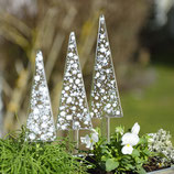 BAUM im SCANDI STYLE für den Minigarten - weiß