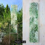 Glas-Element TROPICAL
