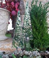 Baum im SCANDI STYLE dunkelgrün-hellgrün