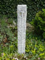 Granit grau - gespitzt - S