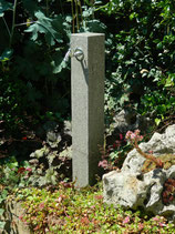 Granit anthrazit - geflammt - S