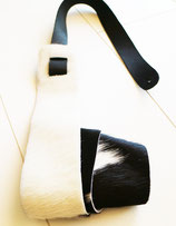 Black and White Hairy Guitar