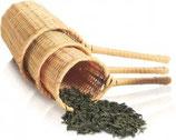 Bambus-Sieb