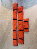 Custom made tuigonderleg set 3 delig