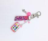 Bijou sac/ porte clé 16