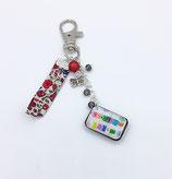 Bijou sac/ porte clé 15