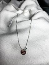 "Heart To Get Silberkette ""Proud Mom"""