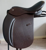 Flexible Inspiration, 18,5 inch zwart en bruin/zwart semi boomloos zadel