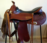 Freeform western saddle Small Butterfly    (used for fitting)