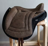 Evolution Maremma, classical treeless saddle   (stock saddle)