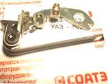 Unterbrecherkontaktsatz Zündverteiler GAZ 21 Wolga. Contact set Distributor GAZ 21 Volga. Контактная группа распределитель зажигания (трамблера) ГАЗ 21 Волга.