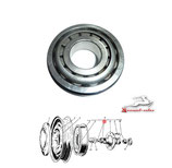 Radlager aussen GAZ 3102, GAZ 31029 Wolga. Wheel bearings outer GAS 3102, GAS 31029 Volga. Подшипник переднего колеса внешний в сборе ГАЗ 3102, ГАЗ 31029  Волга.