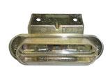 Г-24-3717010 (ФП121) Kennzeichenleuchte GAZ 24, GAZ 2410 Wolga. Number plate lamp GAS 24, GAS 24-10 Volga.  Лампа (Фонарь) освещение заднего номерного знака ГАЗ 24, ГАЗ 24-10 Волга.