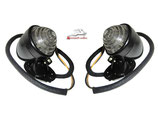 Standlicht (Blinker) ZIL 157. Parking lights (blinkers) SIL 157. ПФ10 Подфарники в сборе ЗИЛ 157.