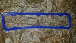 21-1007245-Б Ventildeckeldichtung Silikon GAZ Wolga. Rocker cover gasket silicone GAZ 21 Volga. Прокладка крышки клапанной синий силикон БАД ГАЗ 21 Волга.
