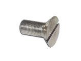 221747-П8 Senkschrauben mit Schlitz M10х22. Slotted countersunk head screws. Винт 1М10х22 крепления дверных петель к кузову.