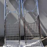 2103-8401012, 2103-8401013 Kühlergrill VAZ 2103 LADA. Radiator grille VAS 2103 LADA. Решетка радиатора ВАЗ 2103 ЛАДА.