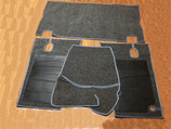 Satz Teppiche Fussmatten GAZ 21 Wolga. Carpet Floor Mats GAS M21 Volga. Комплект ковриков пола ГАЗ 21 Волга.